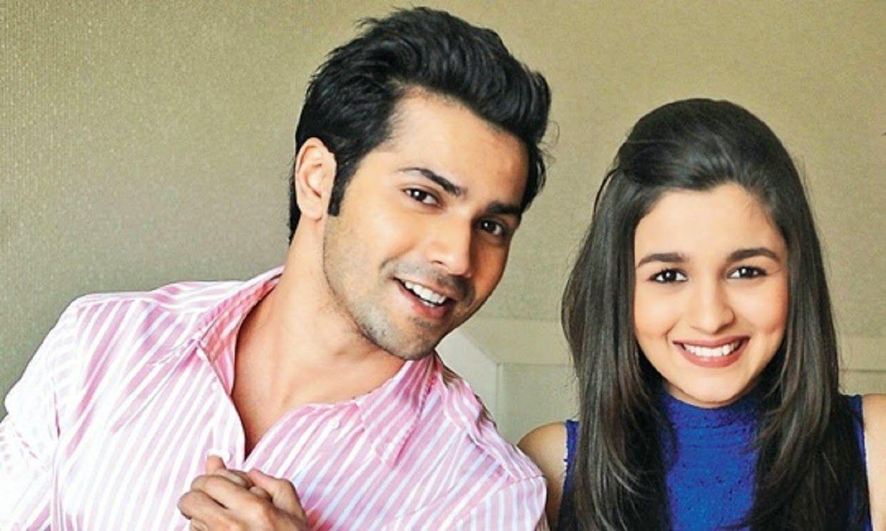 Download Beautiful Couple Varun Dhawan And Alia Bhatt Hd Wallpaper