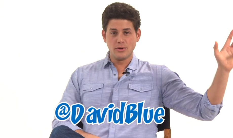 david blue nice baby and the angel