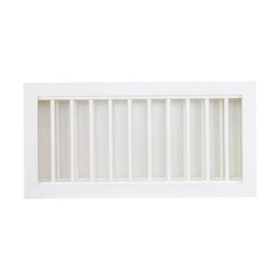 Lakewood Cabinets 30x15x12 In. All Wood Wall Plate Rack Kitchen Cabinet In  Charleston White Painted