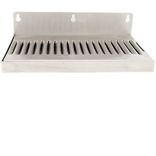 Homebrew Finds Great Deal 10 Stainless Wall Mount Drip Tray 29 99 Save 25 Free Shipping Beer Drip Tray Drip Tray Stainless Steel Doors