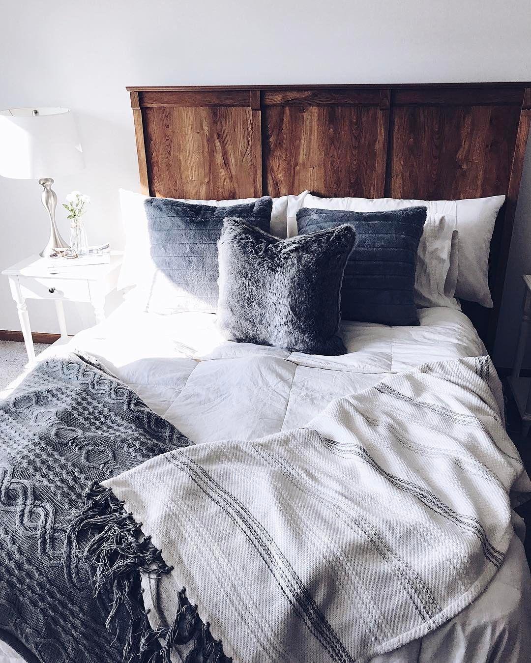 Rustic Grey Bedroom Rustic Grey Bedroom Rustic Bedroom Bedroom Decor