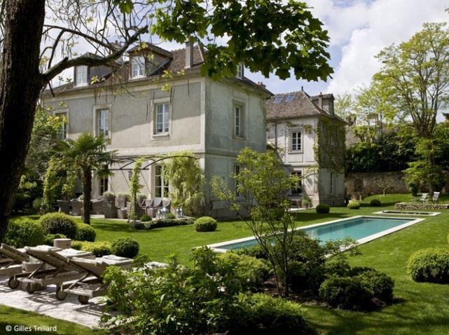 d couvrez les 50 plus belles maisons de vacances en france jardins belle et m taux. Black Bedroom Furniture Sets. Home Design Ideas