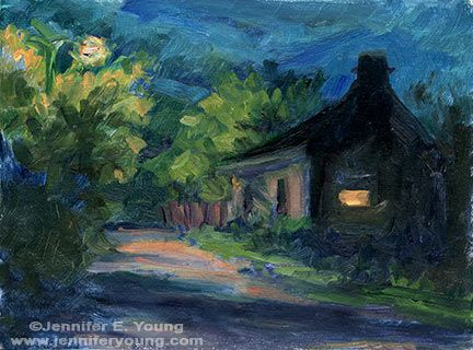 Le Nocturne Francais | French paintings, Nocturne and Paintings