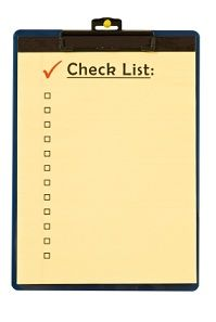 Free Business Checklist Templates To Immediately Download Such As