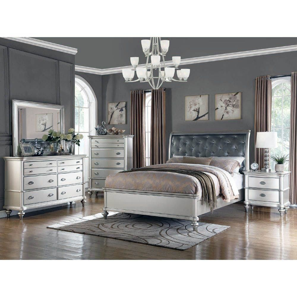Here Are Ashley Furniture Bedroom Sets Jamaica For Your Cozy Home Silver Bedroom Furniture Bedroom Sets Queen Silver Bedroom