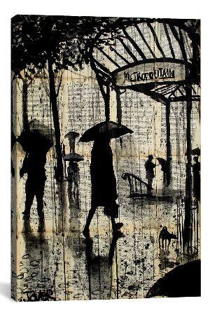 Metropolitain, Canvas Art (40