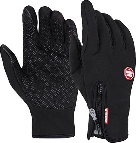 Winter Outdoor Cycling Touchscreen Driving Gloves Driving Glove for Smart Phone Black XL - http://ridingjerseys.com/winter-outdoor-cycling-touchscreen-driving-gloves-driving-glove-for-smart-phone-black-xl/