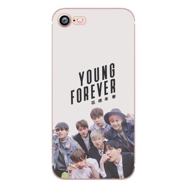 bts phone case iphone 7 v