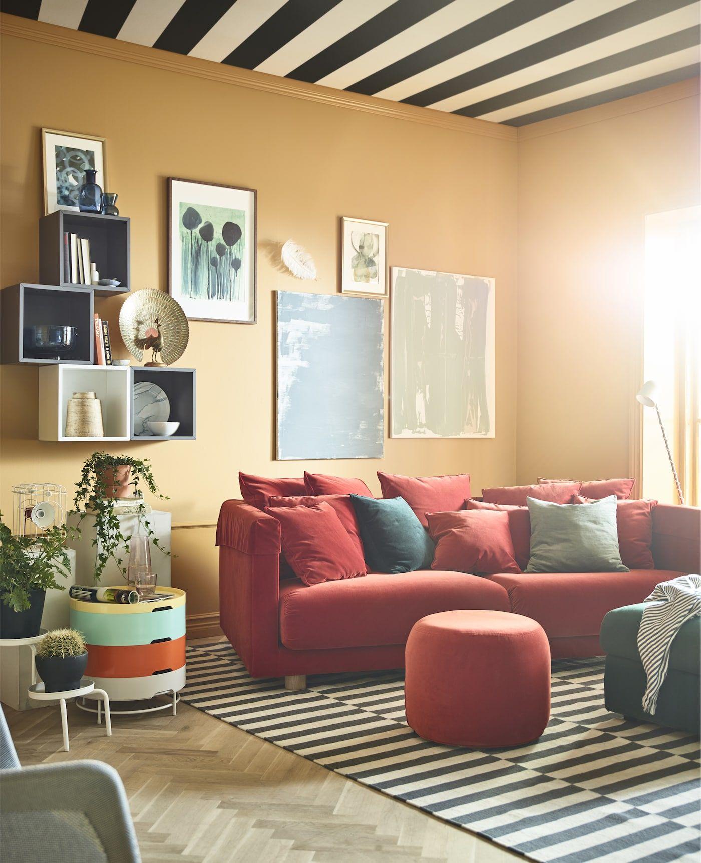 Stylistens stue: Sašas moderne vri på ei tradisjonell stue