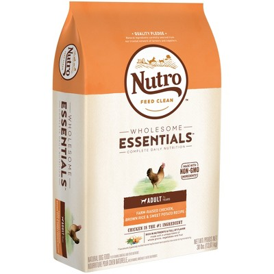 Nutro Wholesome Essentials Adult Chicken Rice Dry Dog Food