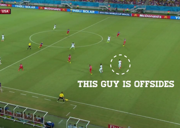 One Video To Clear Up Your World Cup Offside Confusion For Good Usa World Cup Soccer World Cup