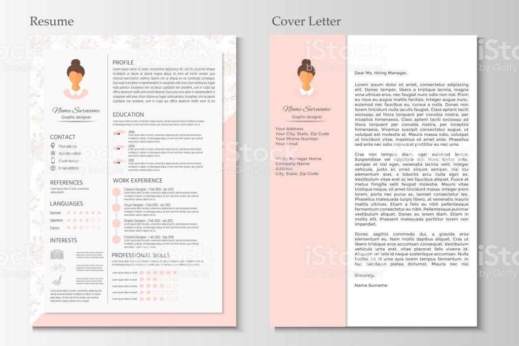 Top 60 Resume Templates Clip Art Vector Graphics And Illustrations Lettering Clip Art Resume