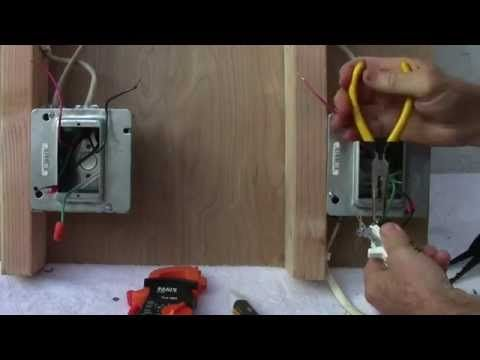 How to Fix 3-way Switch Problems - YouTube | How to make | Pinterest ...