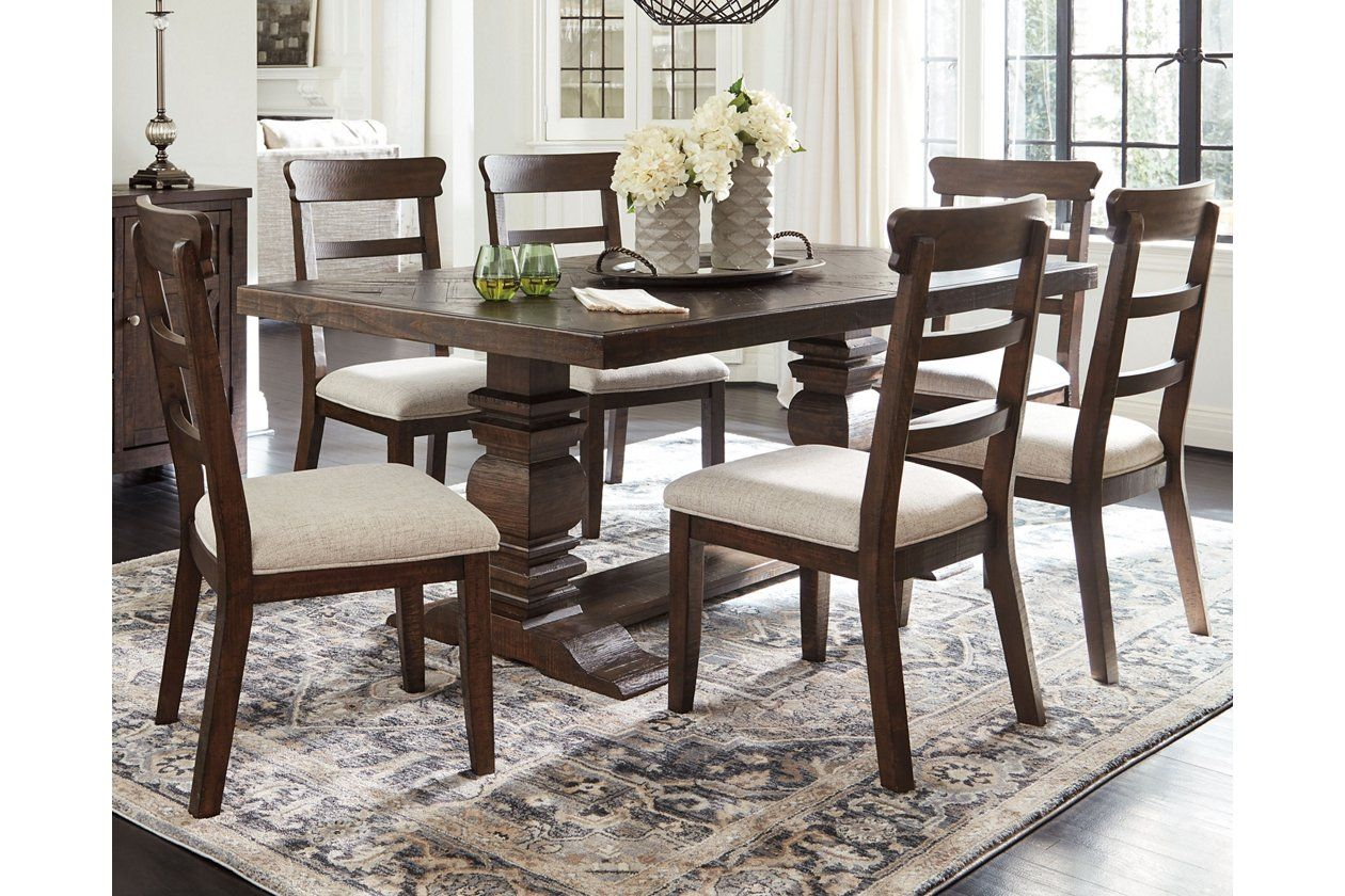 Hillcott Dining Table And 6 Chairs Ashley Furniture Homestore Dining Table Ashley Furniture Homestore Furniture