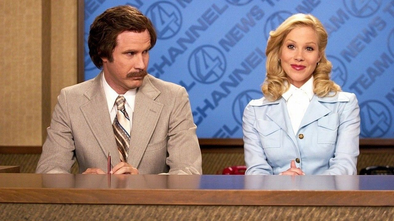 Anchorman Couple Costume Idea Movies By Genre Ron Burgundy