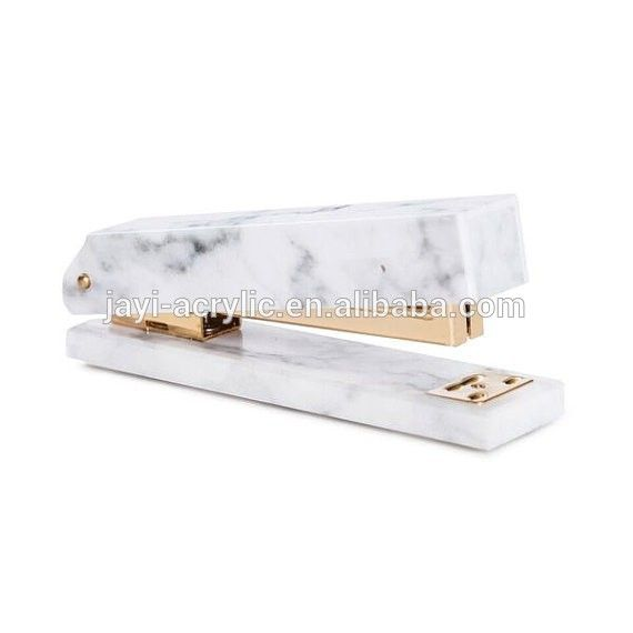 High Quality Handmade Marble Acrylic Office Supplies And Stationery/new  Stationery Products , Find Complete