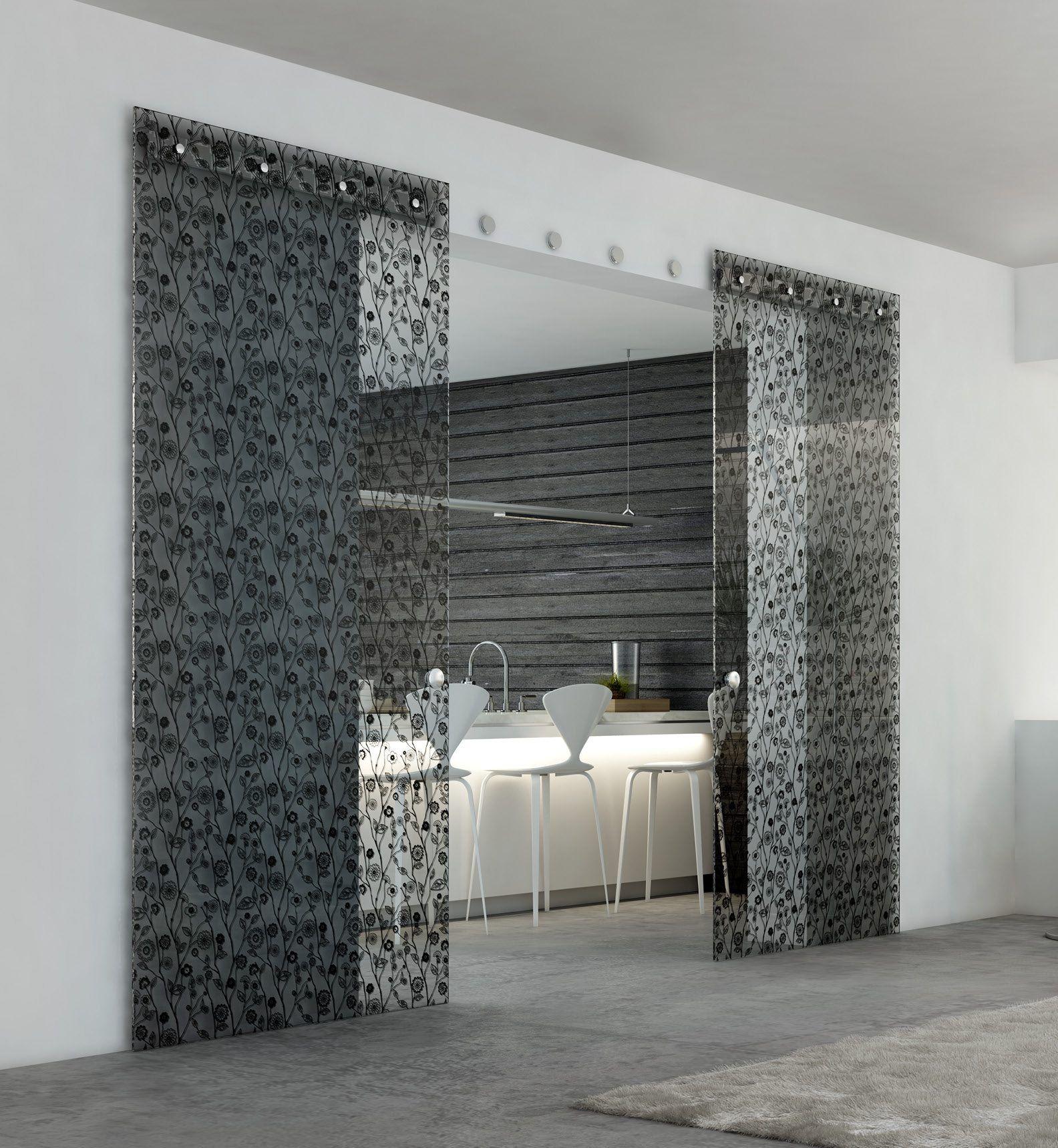 Sliding Door, glamour design, glass, interior design | Design ...