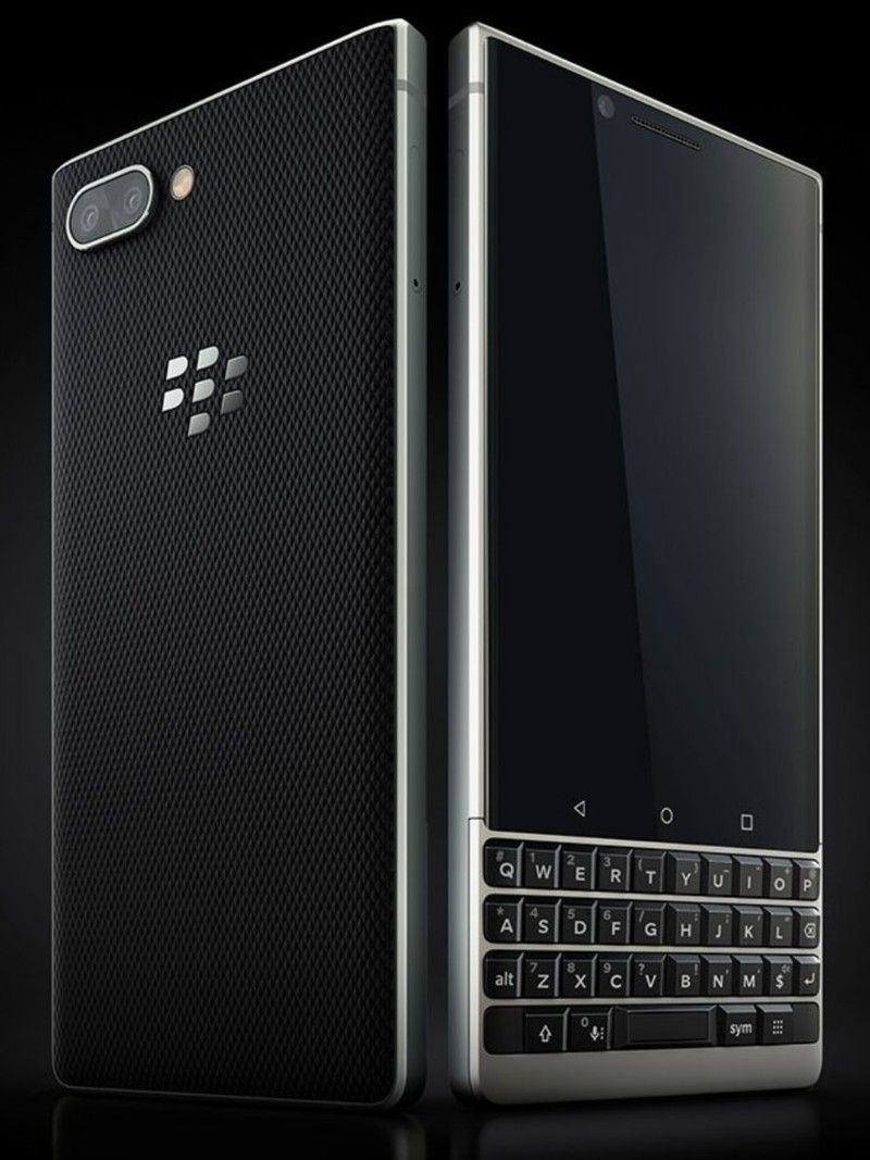 This is what the BlackBerry KEY2 looks like [Update] - HD
