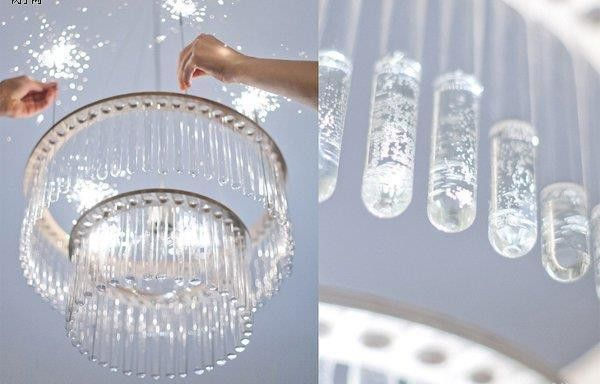 Diy crystal chandelier diy do it yourself pinterest diy crystal chandelier diy solutioingenieria Image collections