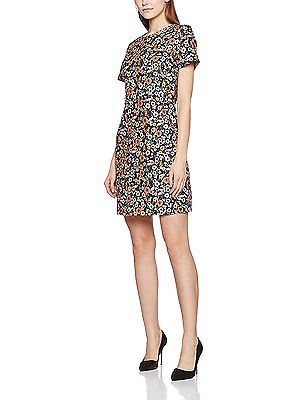Womens Trim Scuba Fit and Flare Dress Dorothy Perkins H1Woxz