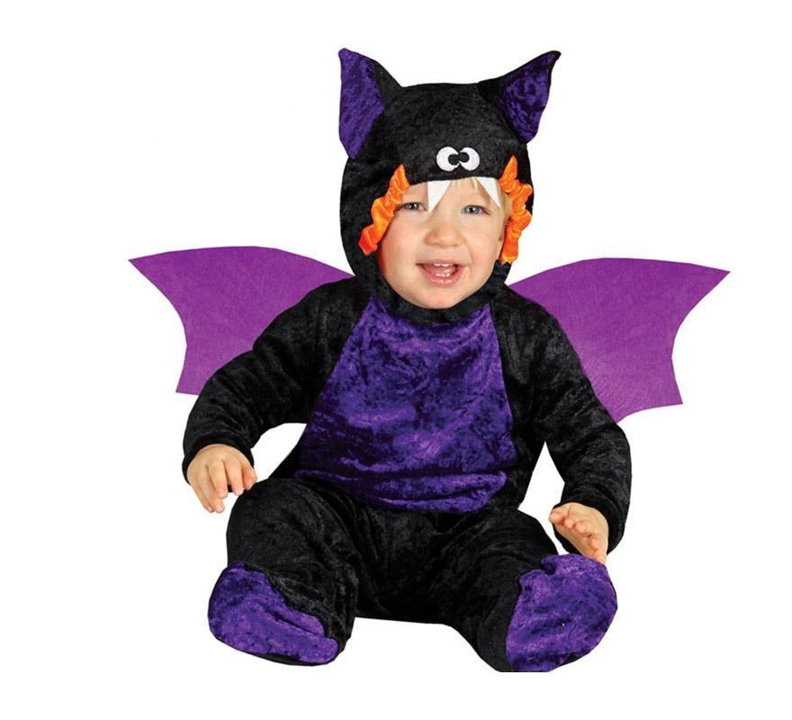 Disfraz de Vampiro Murciélago Baby para bebé | Vampiros, Capucha y ...