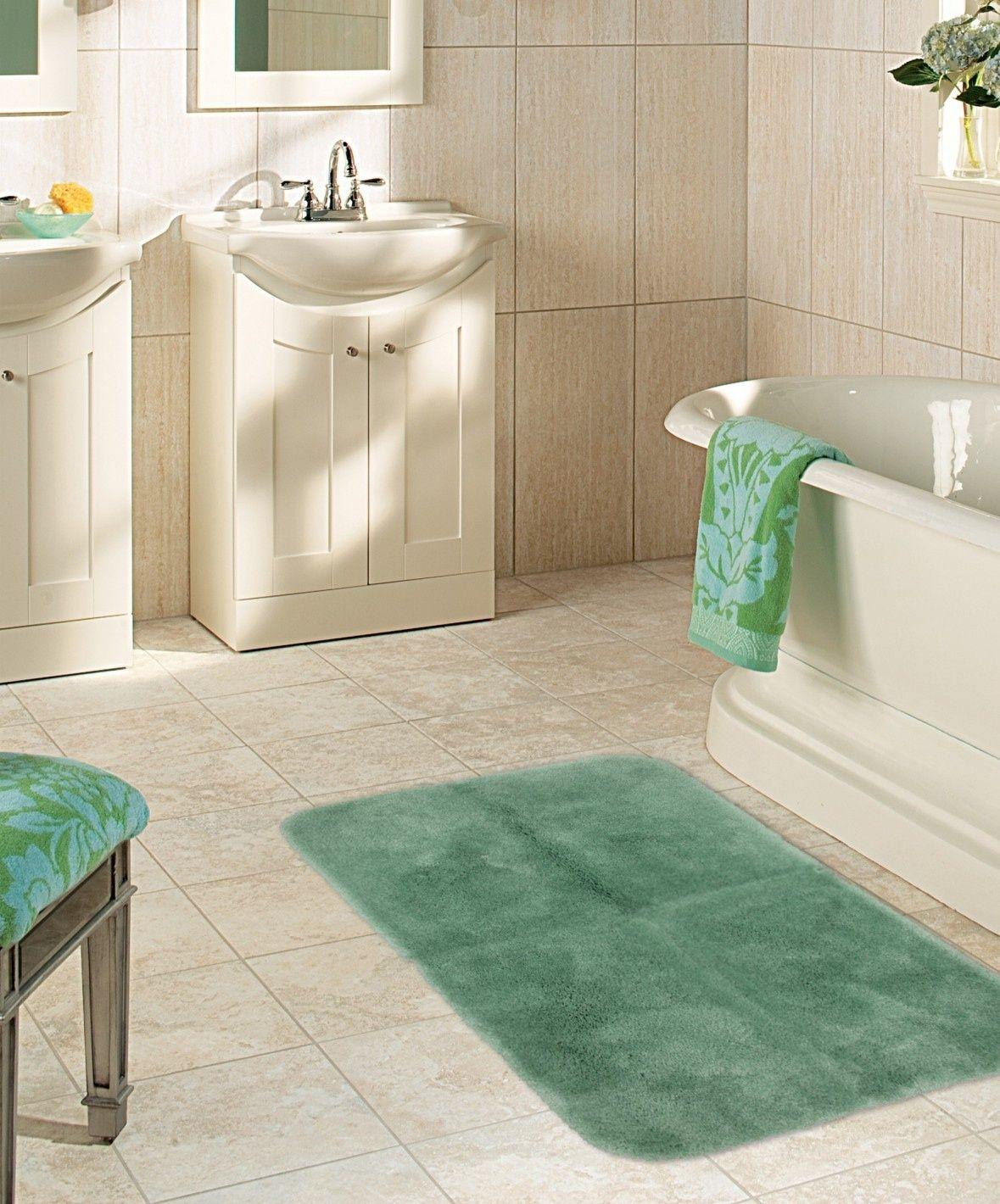 Green Bath Rugs Ideas [ 1420 x 1179 Pixel ]