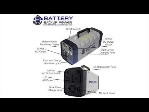 Thor Box Kickstarter Video 151007 Uninterruptible Power Supplies Power Led Battery Backup