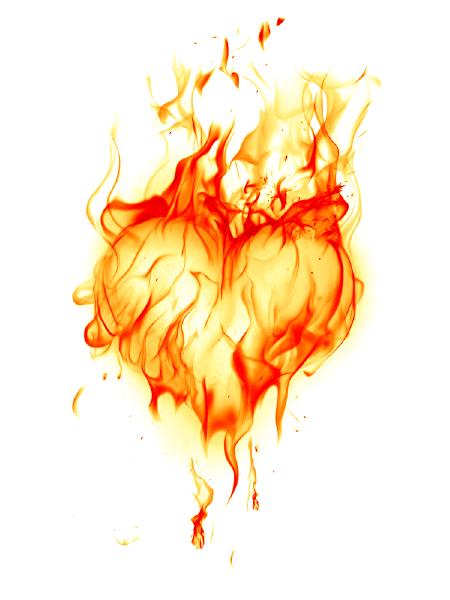 Emoticons Google Fire Heart Fire Tattoo Heart Tattoo
