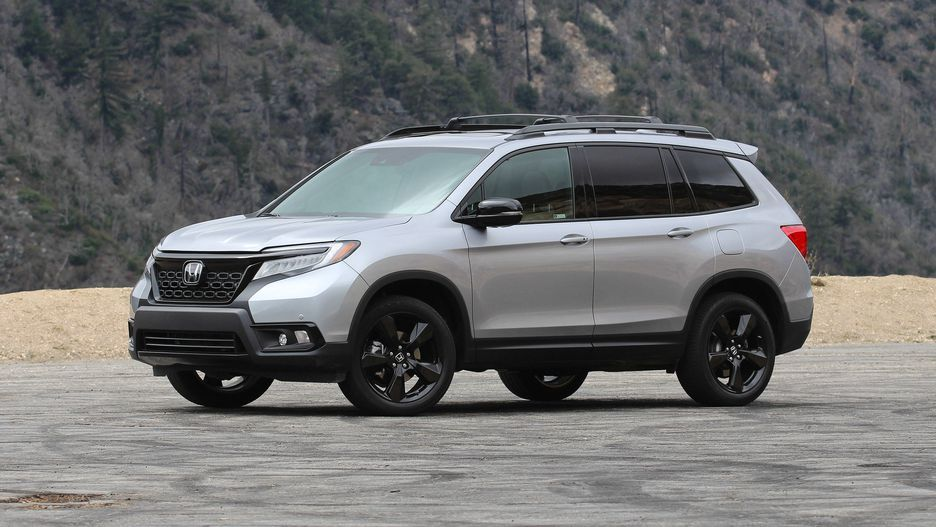 2019 Honda Passport A wellrounded midsize offering