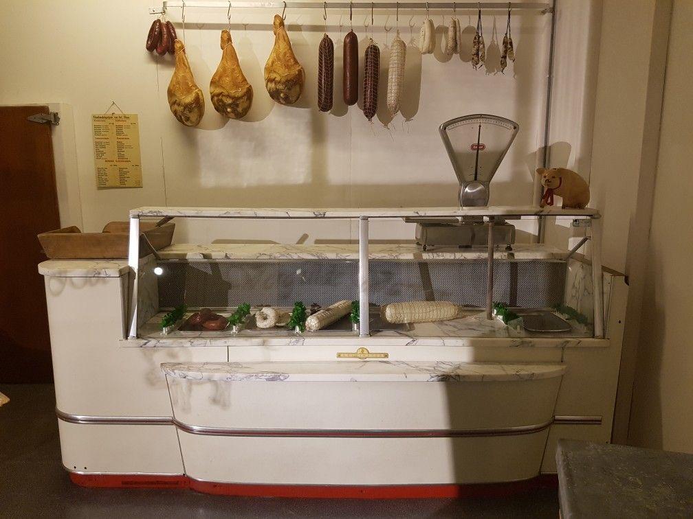 Kelvinator cooler from old an butchershop