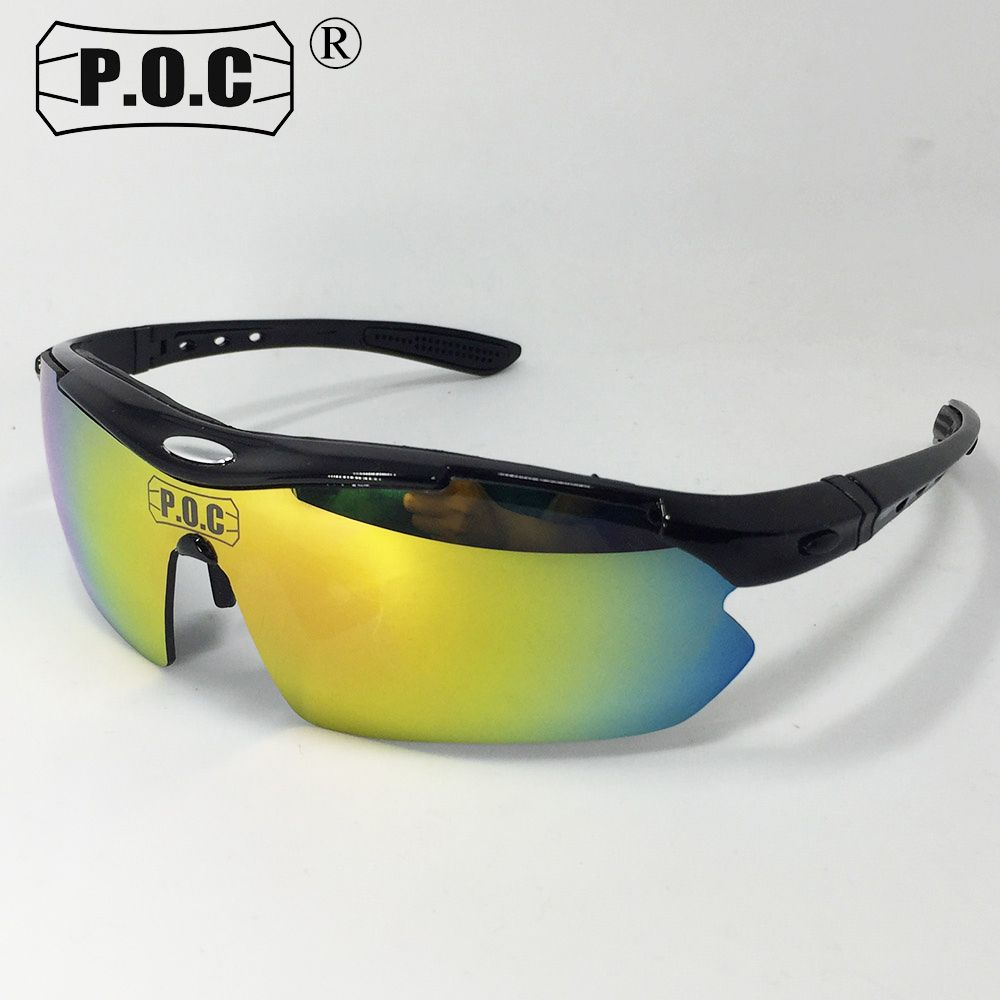 Mountain Road Men Women Polarized Cycling SunGlasses UV400