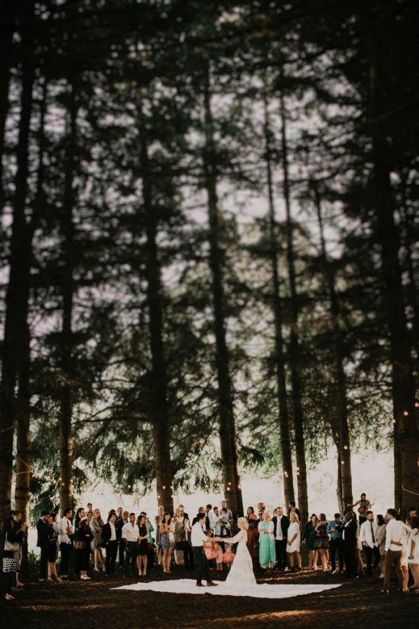 This Free Spirited Sauvie Island Wedding Will Steal Your Heart