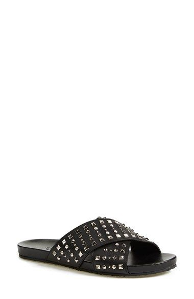 f2ac56f3b10 Gucci  Hydra  Studded Sandal (Women) available at  Nordstrom ...