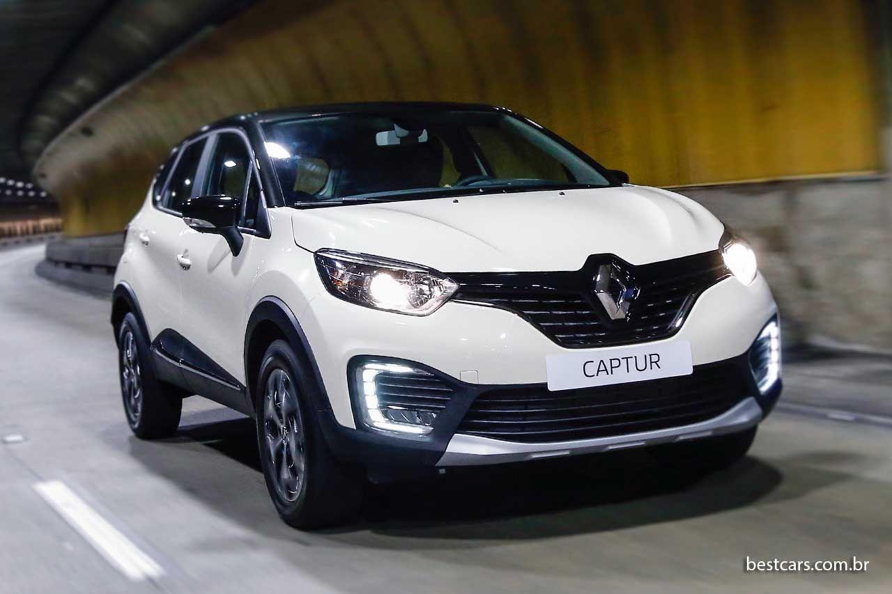 Renault Lanca Captur Veja Versoes Precos E Conteudo Best Cars Suv Rodas De Aluminio Honda Hr V