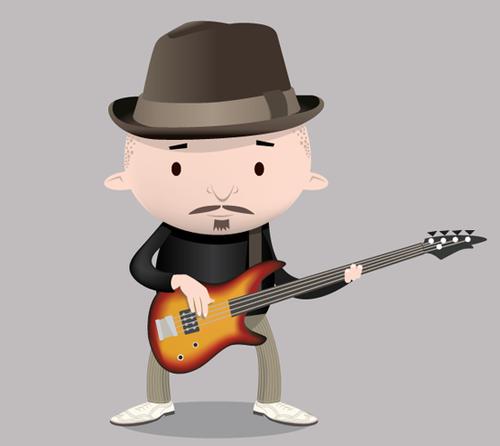 Pin By All Btbass On Bass Cartoon Vault Boy Character Cartoon