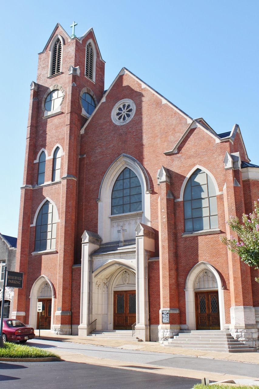 Sts Peter & Paul Basilica, Chattanooga Visit tennessee
