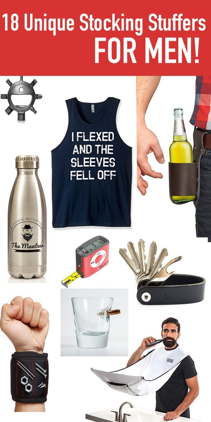 YES! LOVE THESE! That beer holder and the Beard Bib kill me... I ...