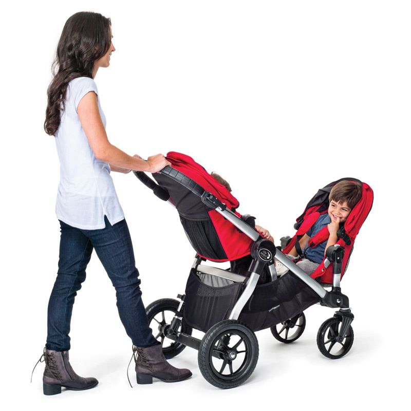 baby jogger city select stroller double strollers city. Black Bedroom Furniture Sets. Home Design Ideas