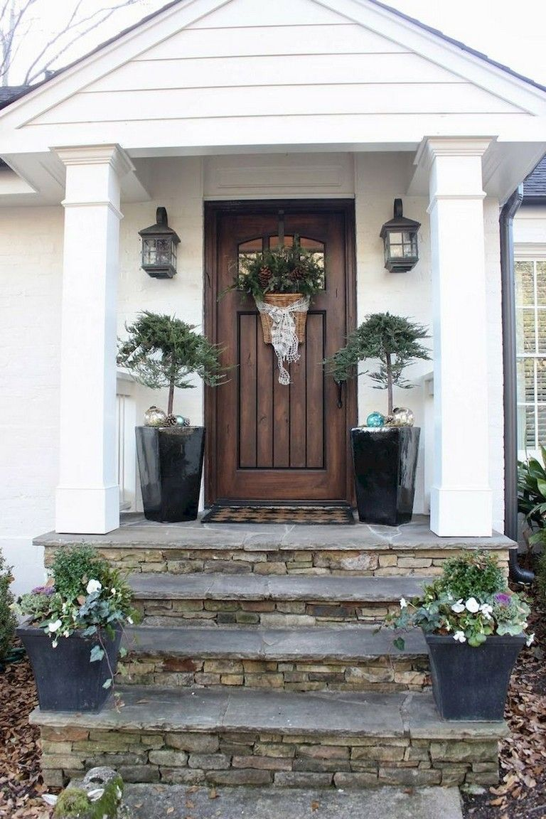 40 awesome front door with sidelights design ideas