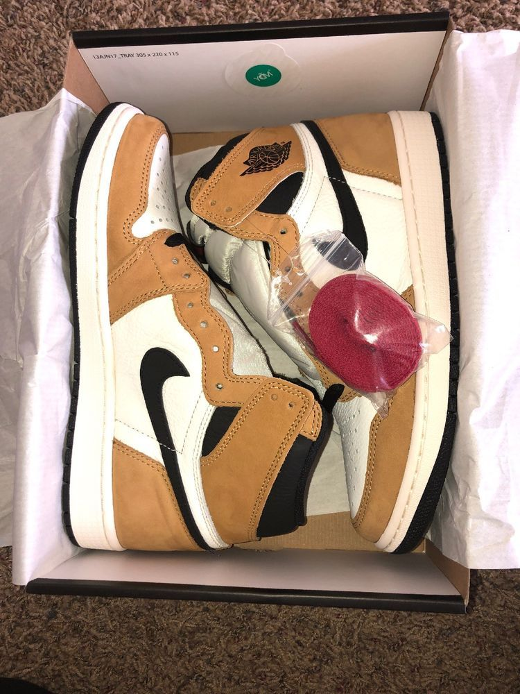 8ef44305fec Air Jordan 1 Rookie Of The Year Size 8.5 #fashion #clothing #shoes # accessories #mensshoes #athleticshoes (ebay link)