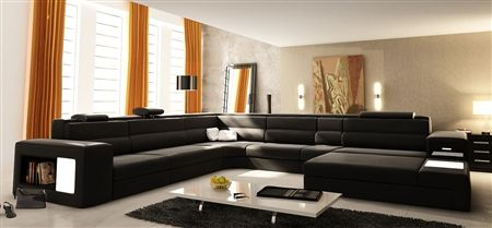 Modern Italian Design Sectional Sofa Tos Lf 2205 Ivory Modern Sofa Sectional Contemporary Leather Sectional Sofa Living Room Design Modern