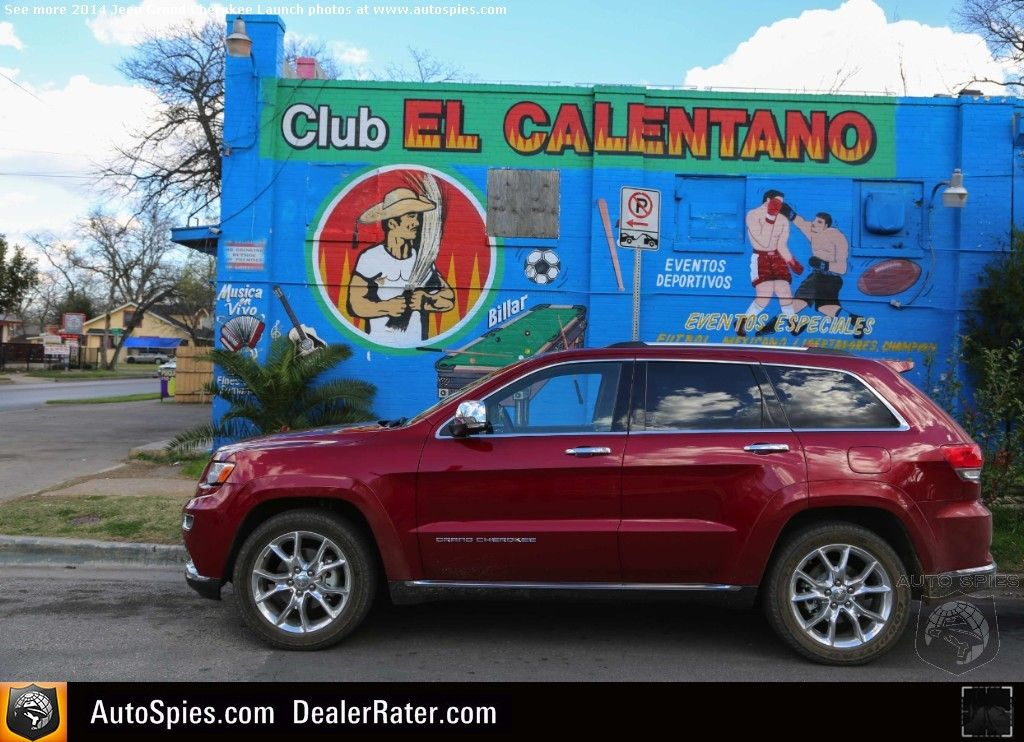 FIRST REVIEW Does The 2014 Jeep Grand Cherokee Have The