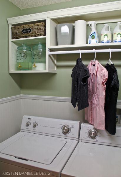 Our Laundry Closet Makeover Through The Front Door Laundry Closet Makeover Closet Makeover Laundry Closet