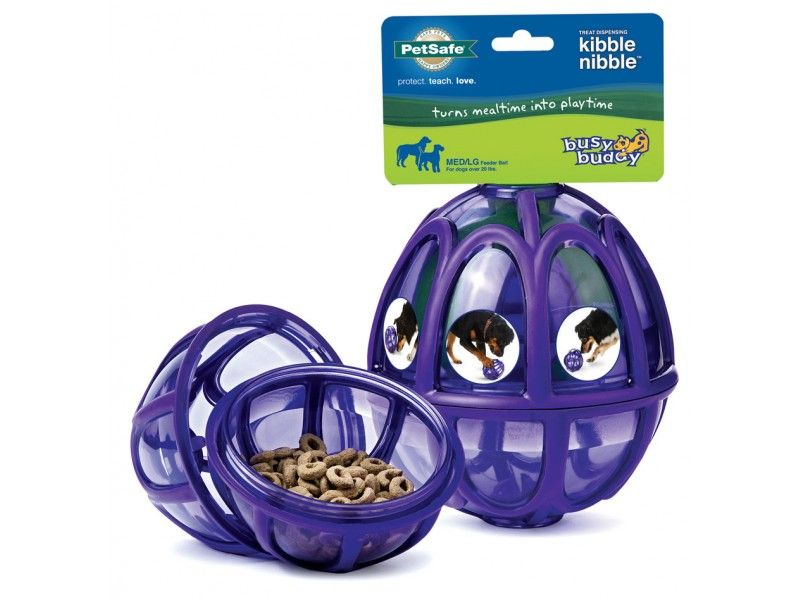 Busy Buddy Kibble Nibble Small Meal Time Pet Hacks Online Pet Supplies