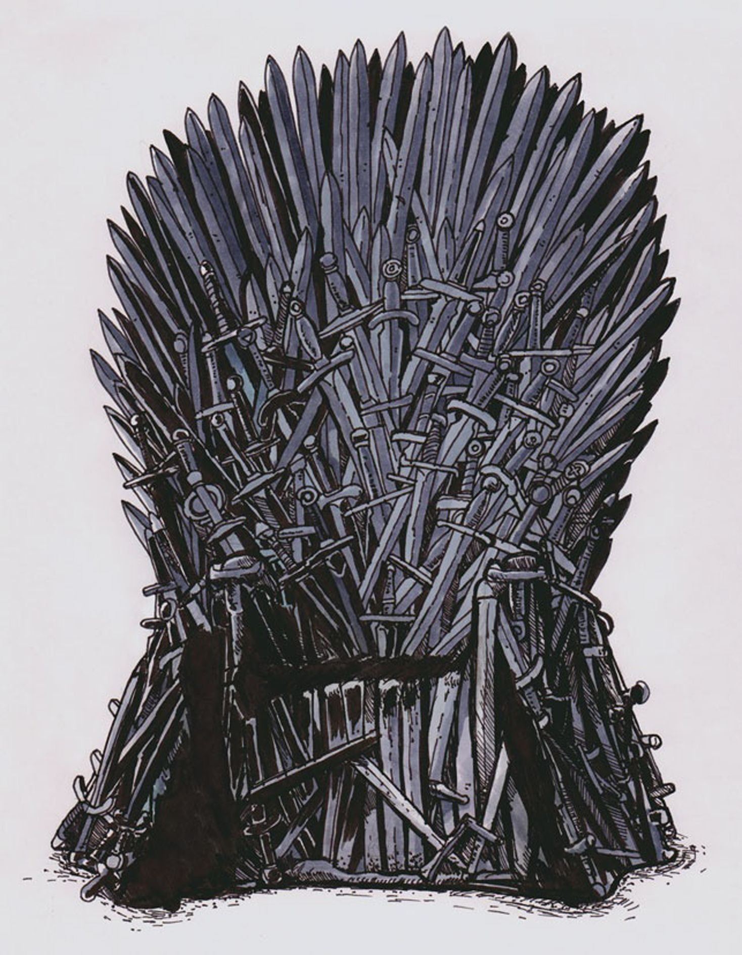 Iron Throne Iron Throne Game Of Thrones Drawings Game Of Thrones Tattoo