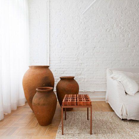 Textures Sao Paulo apartment renovation| Alan Chu