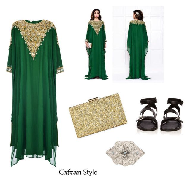 """""""Caftan STYLE"""" by libelle-noveli ❤ liked on Polyvore"""