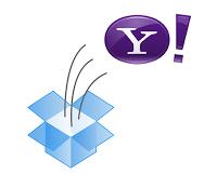 Yahoo attachments now using dropbox   | Free Tech Tips | Logos