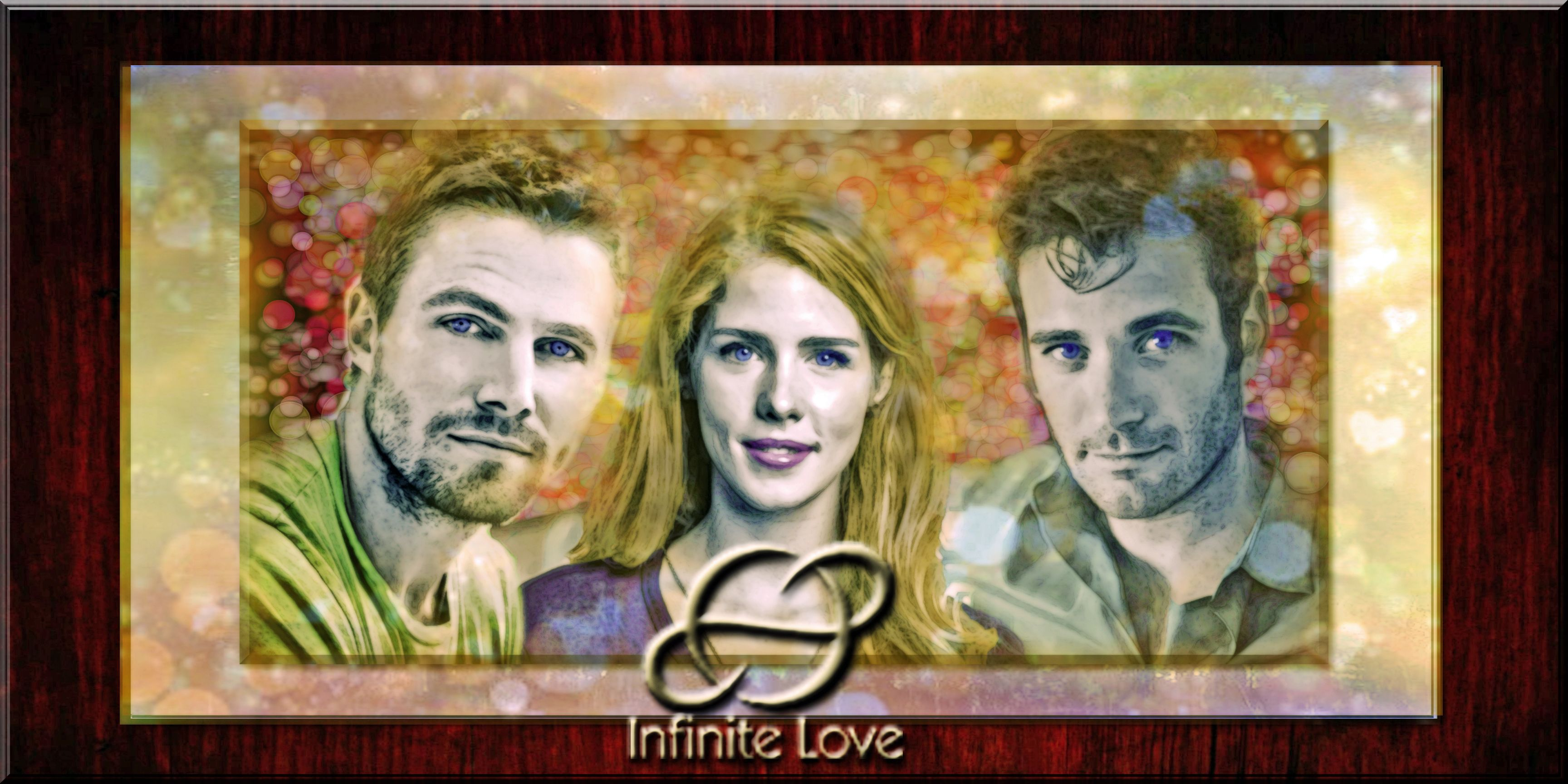 Infinite Love Chronology - Chapter 1 - realityisoverrated - Arrow