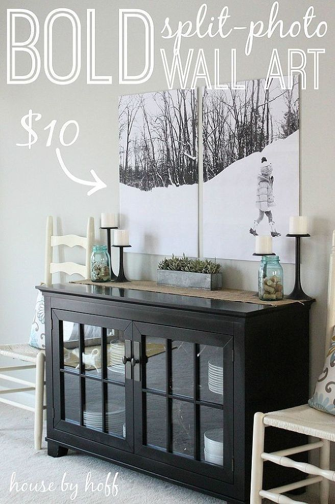 Turn Your Photos Into Wall Art — For Less Than $10! | Pinterest ...